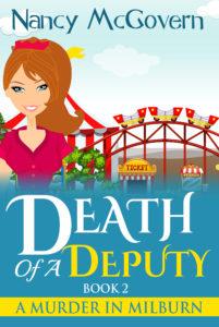 A-Murder-In-Milburn-Book-2-Death-Of-A-Deputy-COVER