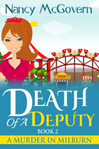 A-Murder-In-Milburn-Book-2-Death-Of-A-Deputy-COVER