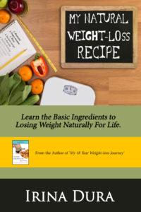 My Natural Weight-loss Recipe